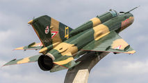 4605 - Hungary - Air Force Mikoyan-Gurevich MiG-21MF aircraft