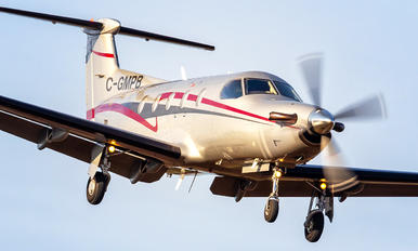 C-GMPB - Canada- Royal Canadian Mounted Police Pilatus PC-12