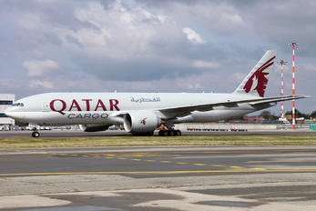 A7-BFG - Qatar Airways Cargo Boeing 777F