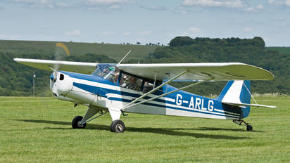 G-ARLG - Private Auster D4-108