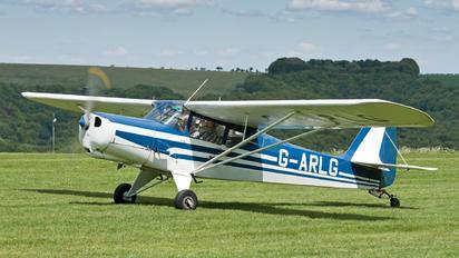G-ARLG - Private Auster D4-108