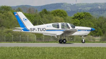 SP-TUO - OKL Politechniki Rzeszowskiej Socata TB9 Tampico