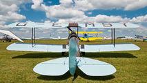 G-EMSY - Private de Havilland DH. 82 Tiger Moth aircraft