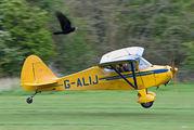 G-ALIJ - Private Piper PA-15 Vagabond aircraft