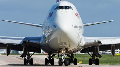 G-VBIG - Virgin Atlantic Boeing 747-400