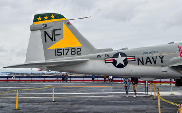 151782 - USA - Navy Grumman A-6E Intruder