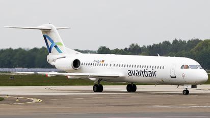 D-AOLH - OLT Express Fokker 100