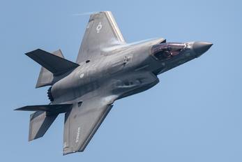 169294 - USA - Marine Corps Lockheed Martin F-35B Lightning II