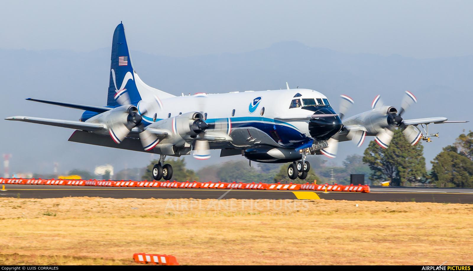 USA - Government N42RF aircraft at San Jose - Juan Santamaría Intl