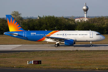 9K-ALF - Kuwait Airways Airbus A320
