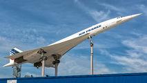 F-BVFB - Air France Aerospatiale-BAC Concorde aircraft