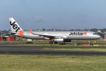 VH-VWN - Jetstar Airways Airbus A321