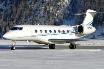 N634GD - Private Gulfstream Aerospace G650, G650ER