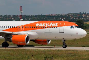 HB-JYD - easyJet Switzerland Airbus A320