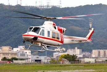 JA6929 - Aero Asahi Bell 412EP