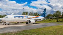 C-GTQX - Air Transat Boeing 737-800 aircraft