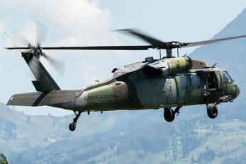 EJC2169 - Colombia - Army Sikorsky UH-60L Black Hawk