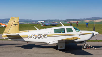 OK-SYK - Private Mooney M20J
