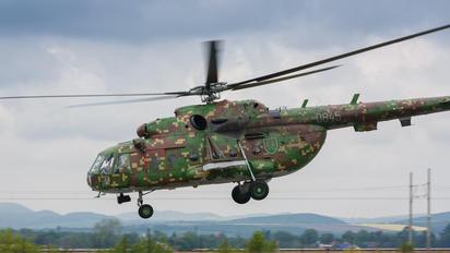 0845 - Slovakia -  Air Force Mil Mi-17