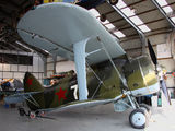 ZK-JKM - Private Polikarpov I-153 Chaika aircraft