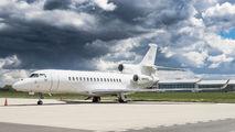 N444FJ - Dassault Falcon Service Dassault Falcon 8X aircraft