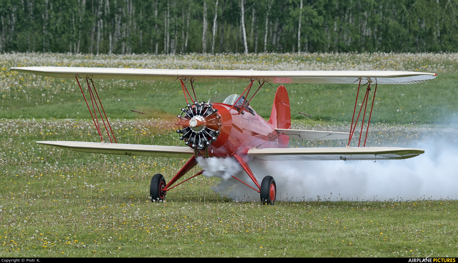 Private SP-YHW aircraft at Off Airport - Poland
