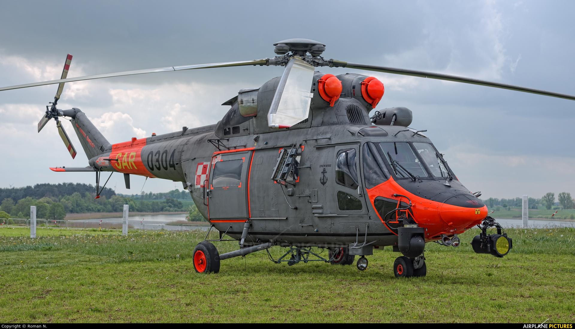 Poland - Navy 0304 aircraft at Off Airport - Poland