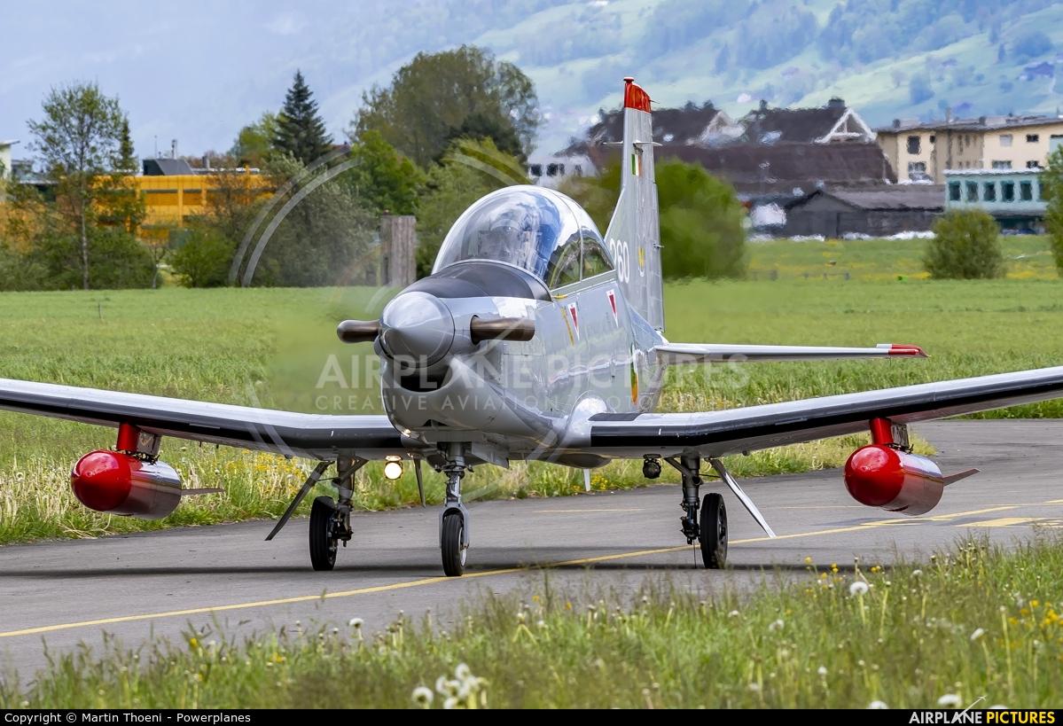 Ireland - Air Corps 260 aircraft at Buochs