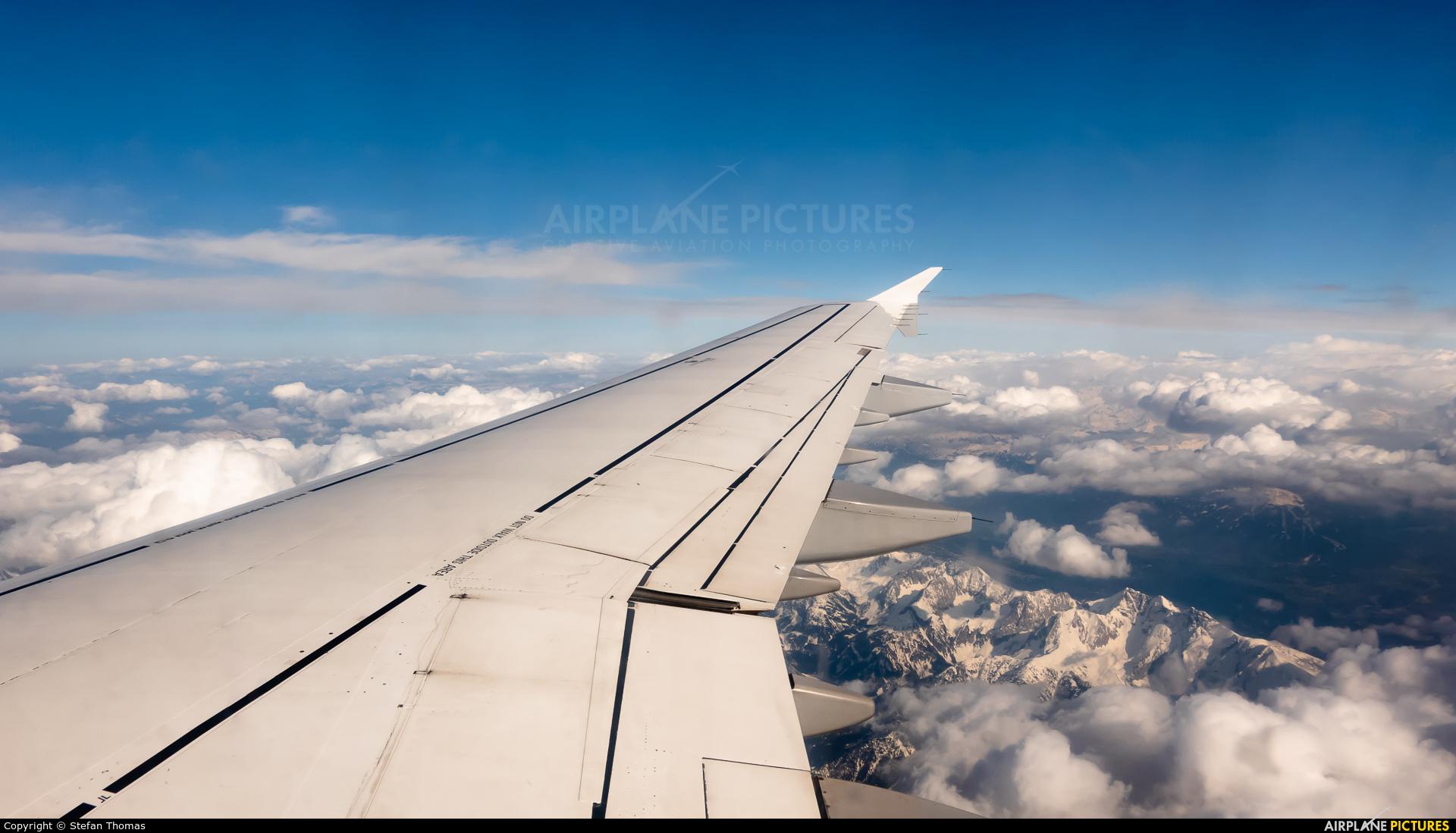 Lufthansa D-AIPF aircraft at In Flight - Austria