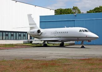 N341AP - Private Dassault Falcon 2000