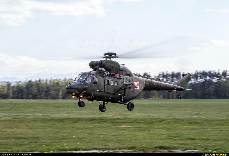 Poland - Army 0602 aircraft at Nowy Targ