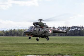 0602 - Poland - Army PZL W-3 Sokół