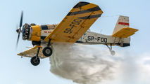 SP-FOO - Aerogryf PZL M-18B Dromader aircraft