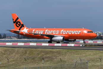 VH-VGF - Jetstar Airways Airbus A320