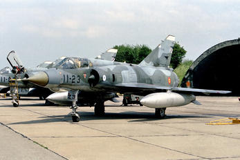 C-11-23 - Spain - Air Force Dassault Mirage III E series