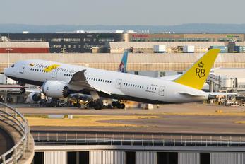 V8-DLE - Royal Brunei Airlines Boeing 787-8 Dreamliner