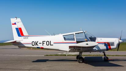 OK-FOL - Aeroklub Czech Republic Zlín Aircraft Z-43