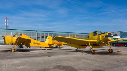OM-HJX - Aero Slovakia - Airport Overview - Apron