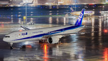 JA736A - ANA - All Nippon Airways Boeing 777-300ER aircraft