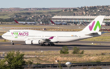 EC-MDS - Wamos Air Boeing 747-400