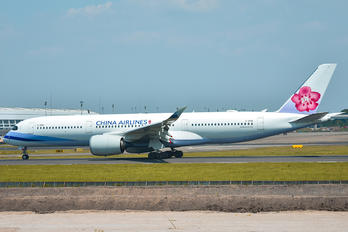 B-18915 - China Airlines Airbus A350-900