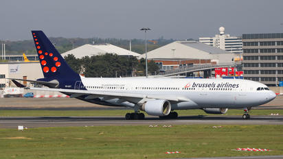 OO-SFT - Brussels Airlines Airbus A330-200