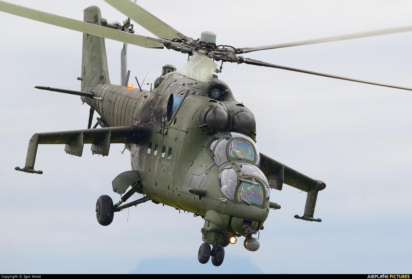 Poland - Army 731 aircraft at Nowy Targ