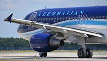 4K-AZ79 - Azerbaijan Airlines Airbus A320 aircraft