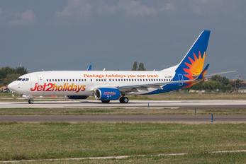 G-JZBC - Jet2 Boeing 737-800