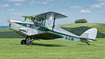 ZK-AGM - Private de Havilland DH. 83 Fox Moth aircraft