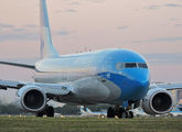 LV-GVC - Aerolineas Argentinas Boeing 737-800 aircraft