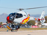 HE.25-8 - Spain - Air Force: Patrulla ASPA Eurocopter EC120B Colibri aircraft
