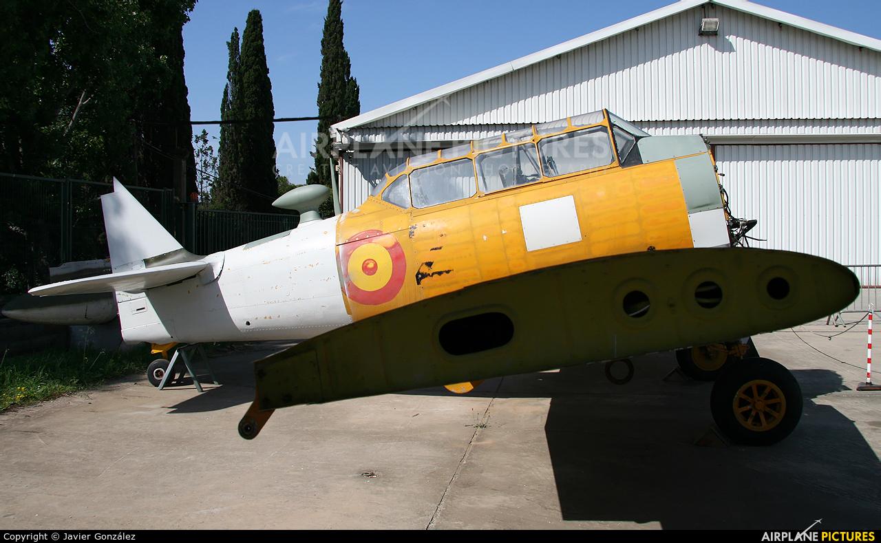 Fundació Parc Aeronàutic de Catalunya E.16-97 aircraft at Sabadell