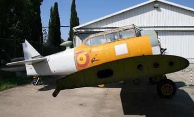 E.16-97 - Fundació Parc Aeronàutic de Catalunya North American Harvard/Texan (AT-6, 16, SNJ series)